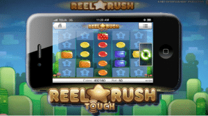 Reel rush mr green